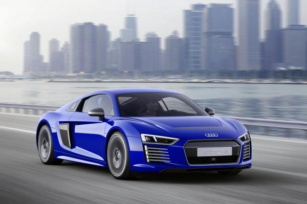 Новый Audi с автопилотом