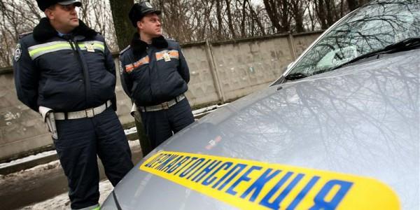 Гаишники задержали пьяного водителя без документов на машину