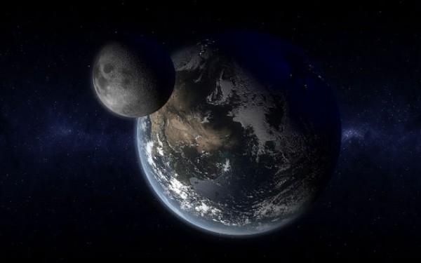 Планетологи предположили откуда у Луны неправильная орбита