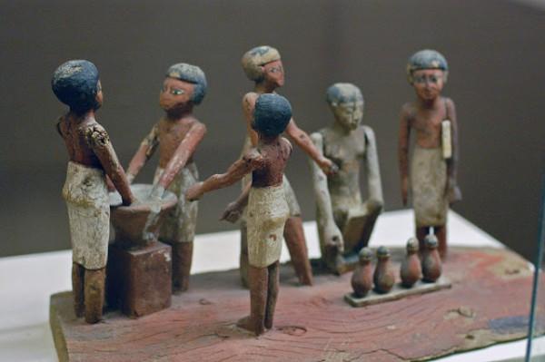 Находка в Египте