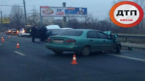 ДТП на Московском мосту
