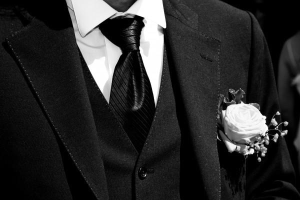 Как выбрать галстук на свадьбу