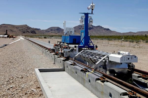 Испытания Hyperloop прошли успешно