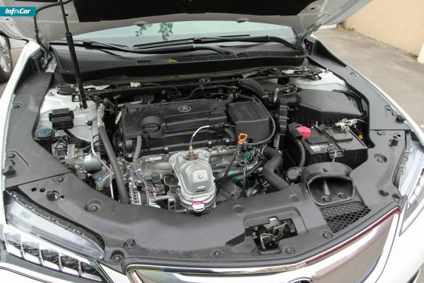 Двигатель Acura TLX