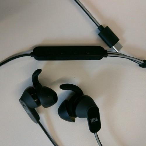 Наушники с USB Type-C