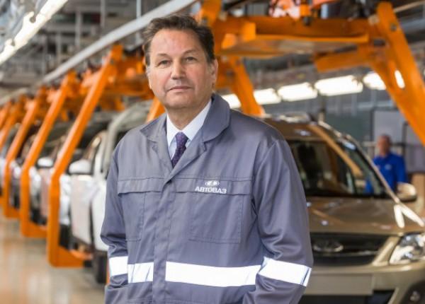 Бу Андерссон покидает пост главы Автоваза