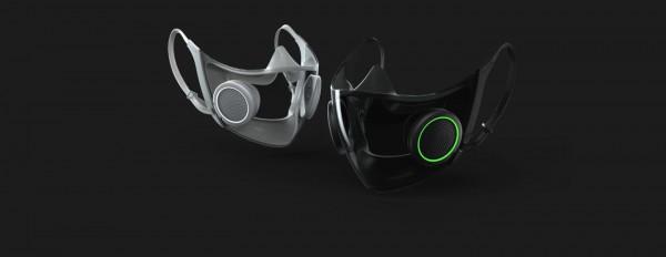 Умная маска Razer Project Hazel