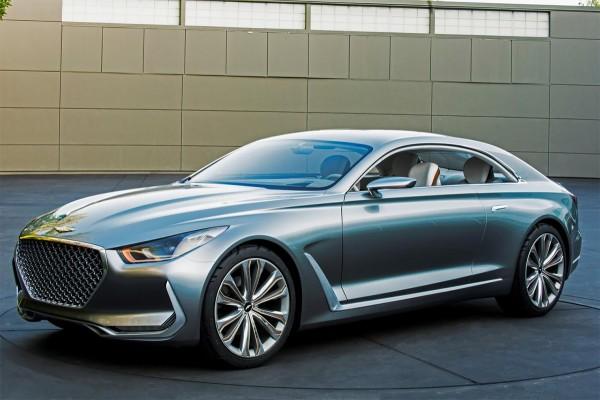 Новый концепт от Hyundai