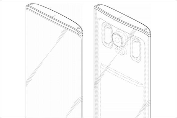 Патентная заявка Samsung