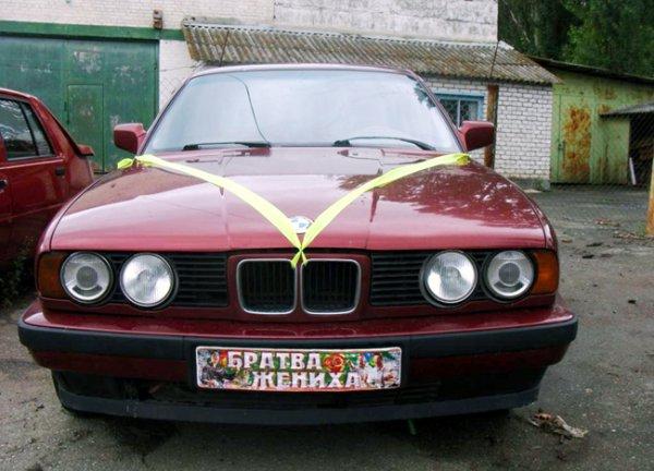 BMW отогнали на штрафплощадку, водителя задержали