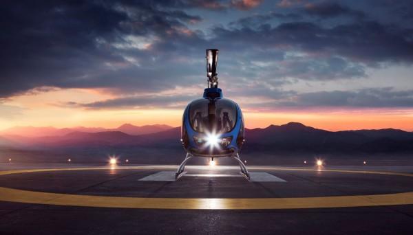 Вертолет Zefhir
