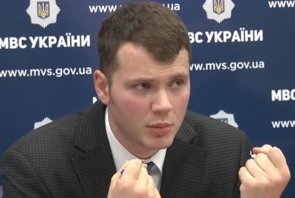 И.о. директора главного сервисного центра МВД Владислав Криклий рассказал о работе реестра