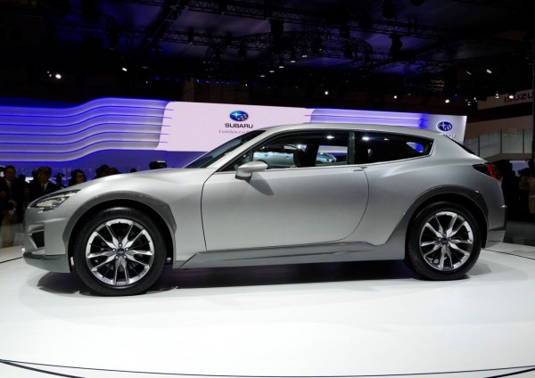 Subaru Cross Sport