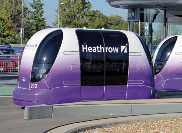 В Лондоне будут тестировать беспилотный транспорт
