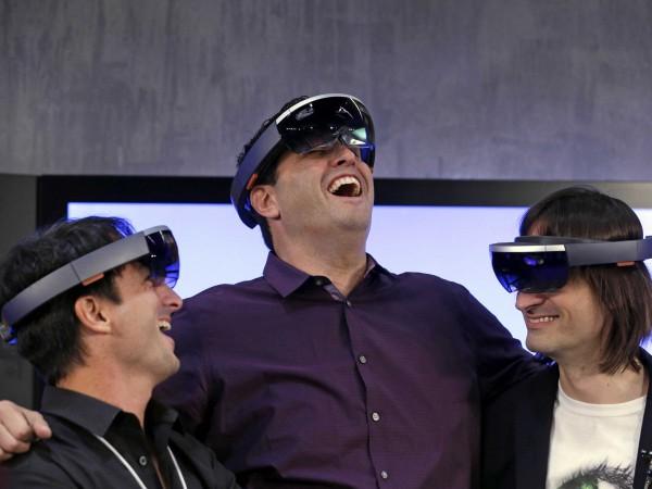 На создание первой версии Hololens уйдет пять лет