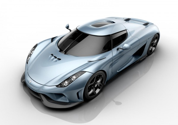 Презентован Koenigsegg Regera