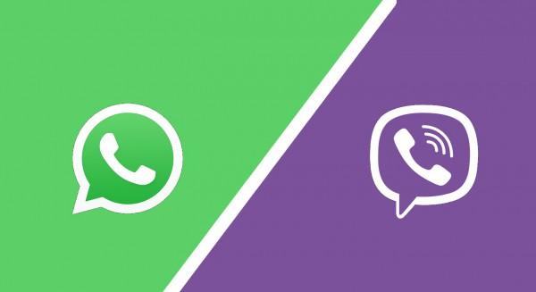 Символ Viber