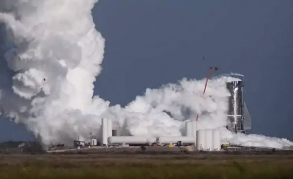 Взрыв SpaceX