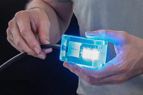 Оптический модем для передачи данных