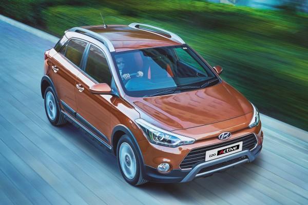 Новый Hyundai i20 Active