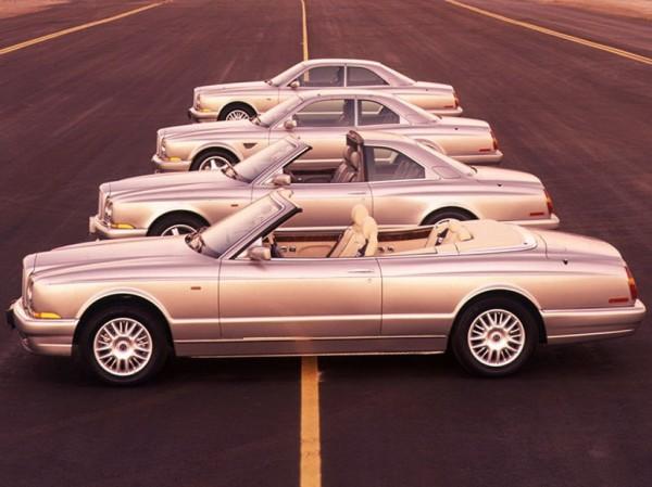 Пилотам достанутся роскошные авто