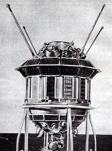 Аппарат Луна-3