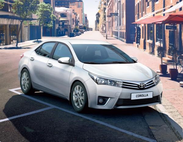 Toyota Corolla нового поколения стоит от 153 361 грн