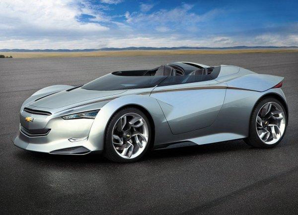 Концепт  Chevrolet Miray, построенный к 100-летию бренда