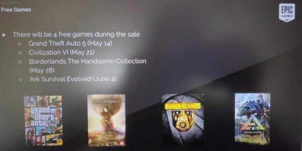 Четыре игры отдадут бесплатно