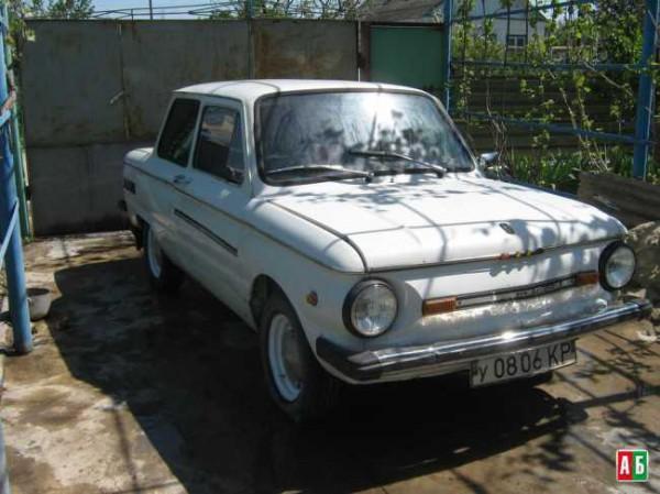 ЗАЗ 968М 1989 года – 2 600 гривен в Украине
