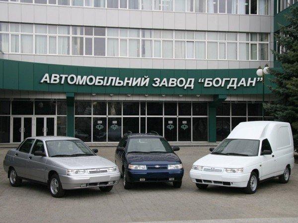 Богдан в 2013 году выпустил 6000 тысяч легковушек. В 2012 - 12 тысяч