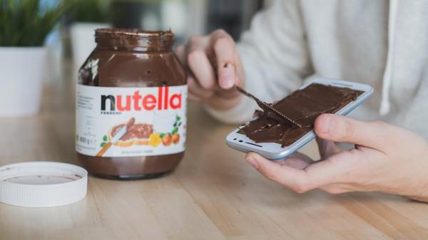 Новый Android назвали Nutella