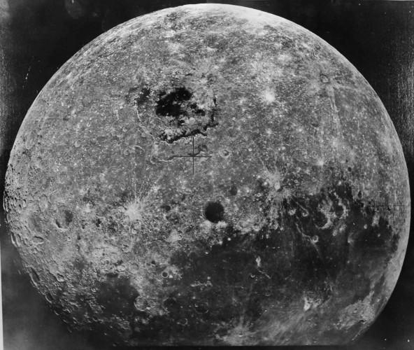 Снимок, полученный Зондом-6