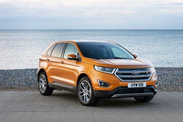Новый европейский Ford