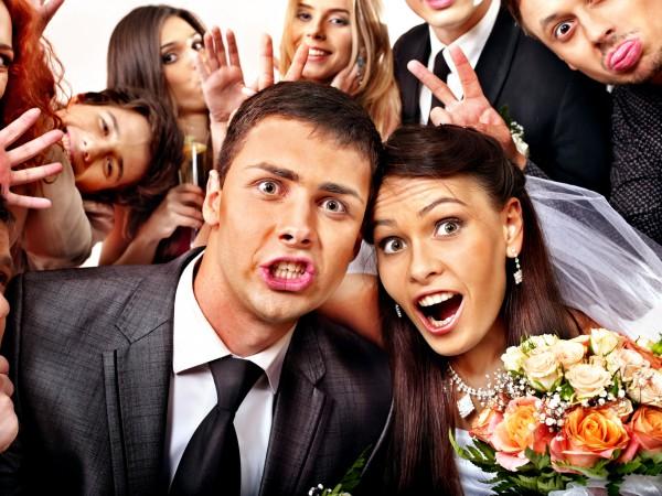 Где и как фотографироваться на свадьбе