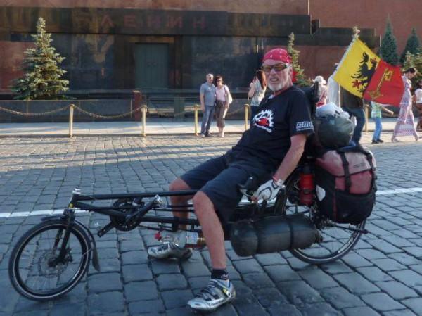 Рон Макгерити объездил полмира и погиб в ДТП в России