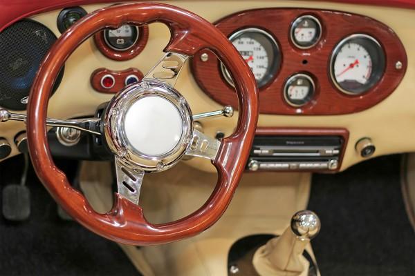 Симулятор вождения машины