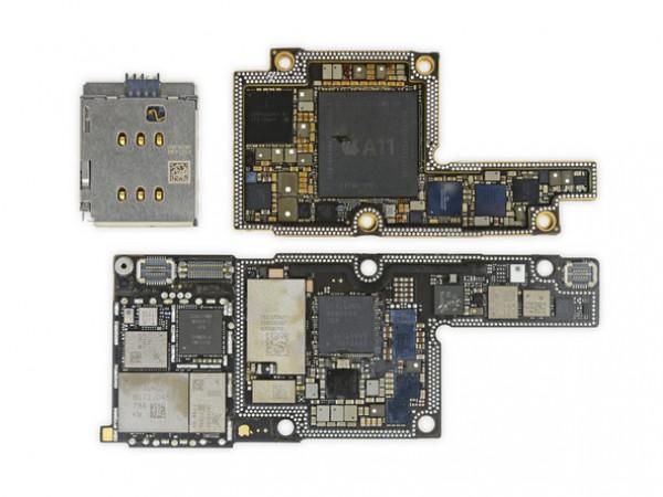 Разбор iPhone X