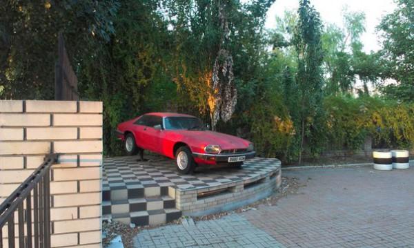Jaguar в Бердянске