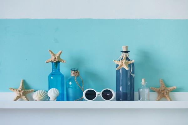 Как использовать морские ракушки в декоре квартиры