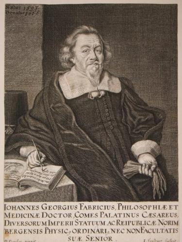 Йоханнес Фабрициус