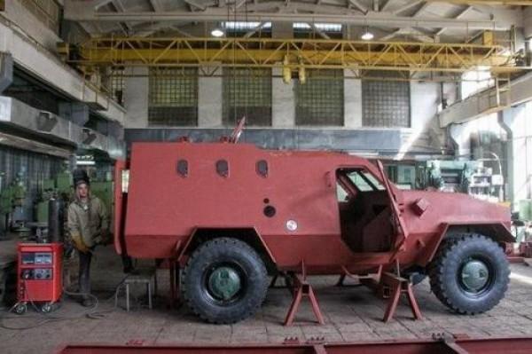 На заводе саботировали производство броневиков?