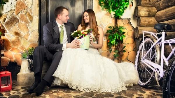 Как провести домашнюю свадьбу