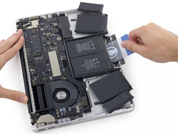 Разбор MacBook Pro