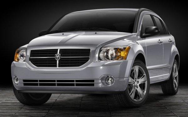 В Украине Dodge Caliber продается по цене от $26 069