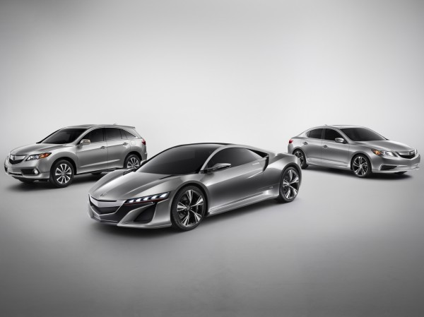 Acura не будет продаваться в РФ