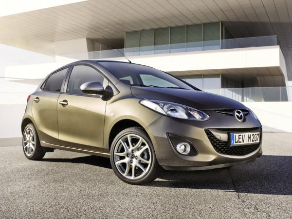 Mazda2 отметили за надежность