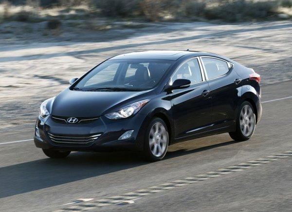 Hyundai Elantra – Car of the Year