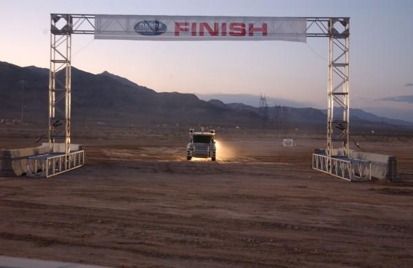 Соревнования DARPA Grand Challenge