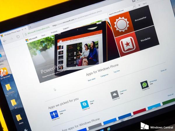 Магазин приложений для Windows
